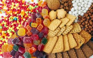 dulces, azucar